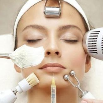 Bridal Medical Facial Treatment in International Airport